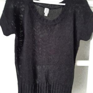 Tristan | knit t shirt
